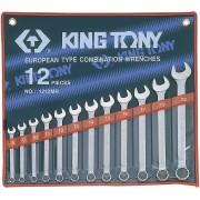 Комплект комбинированных ключей 8-22мм, 12пр