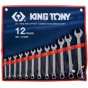 Комплект комбинированных ключей 6-22мм, 12пр