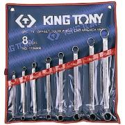 Комплект накидных ключей 6-23мм, 8пр