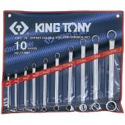 Комплект накидных ключей 6-32мм, 10пр