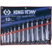 Комплект накидных ключей 6-32мм, 12пр