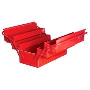 Ящик инструментальный раскладной, 5 отсеков
