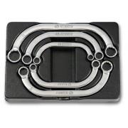 Комплект накидных стартерных ключей 10-22 мм, 5пр