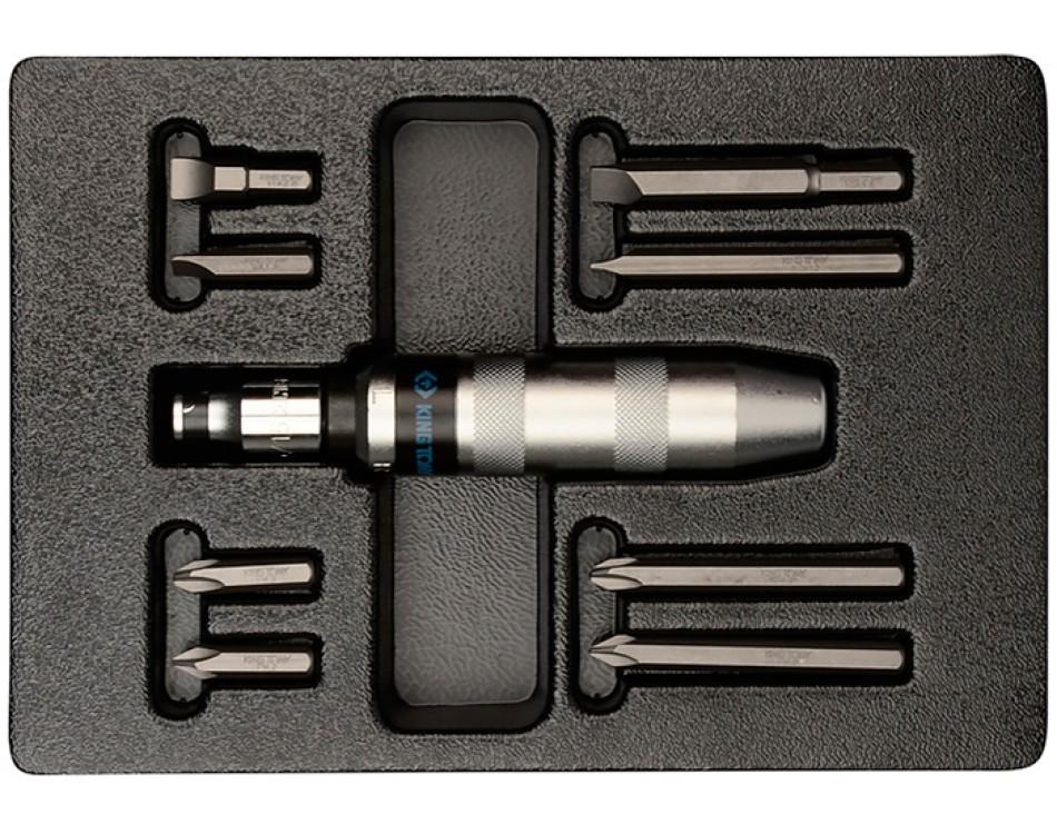 Отвертка Ph1 х 150 мм CrV 3-х компонентная рукоятка СибрТех