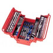Ящик раскладной с инструментом 62 пр