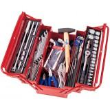 Ящик раскладной с инструментом 103 пр